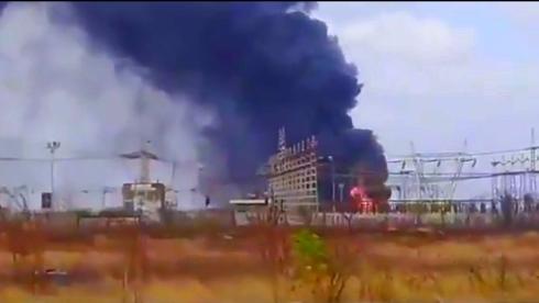 В Венесуэле уже взрываются трансформаторные подстанции. ОБНОВЛЕНО.