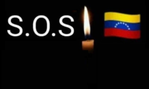 Если блэкаут не ликвидируют, через 7 дней в Венесуэле умрет МИЛЛИОН человек.