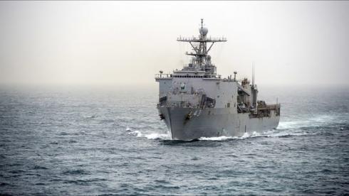 Загадочная эпидемия на борту американского корабля. Корабль помещен в карантин.