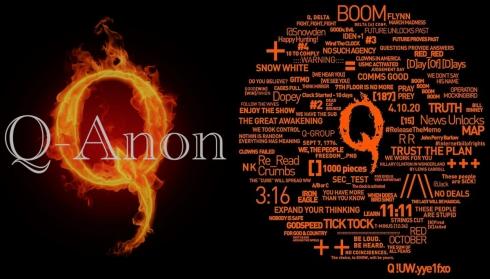 Новый прогноз QAnon относительно Большого События. TheBigTheOne.com_0921