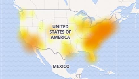После взрыва на химическом предприятии в США упал Интернет.