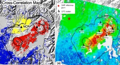 USGS: в Йеллоустоуне наблюдаются колебания гравитации.