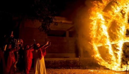 Когда закончится Ритуал Огня?