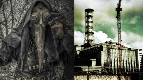 В результате глобального потепления мир ждет чумной Чернобыль.