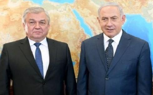 Россия заключила с Израилем союз против Ирана?