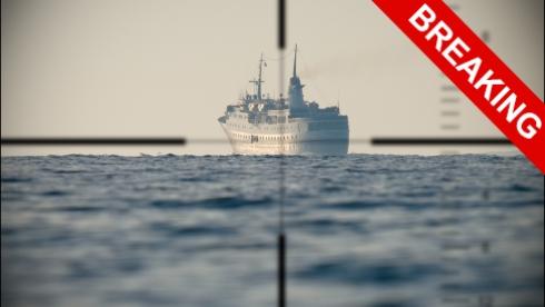 Иранский танкер «Happiness» угнал израильский спецназ.
