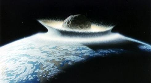 На Нью-Йорк упало 20 мегатонн. На первый раз астероид был как бы учебный.