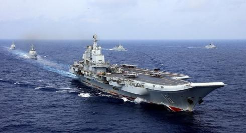 Китай срочными темпами строит третий, ПОЛНОРАЗМЕРНЫЙ авианосец.