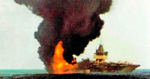 В Персидском заливе будет Перл-Харбор, после которого вздрогнет весь мир.