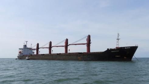 США задержали корабль КНДР, осуществлявший поставки угля.