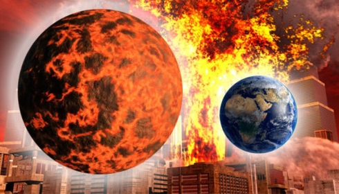 Третья мировая начнется в Басре и после этого прибудет Нибиру.