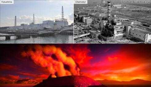 В Германии просыпается древний вулкан: Чернобыль и Фукусима померкнут.