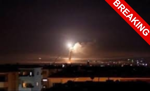 Израиль снова обстрелял Дамаск. Иран пока молчит. ОБНОВЛЕНИЕ №1.