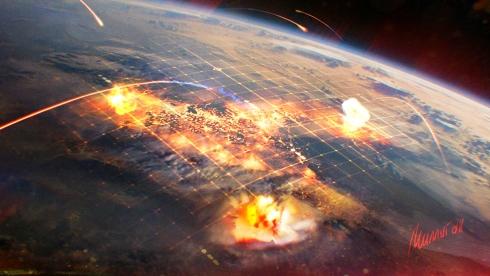Третья мировая может начаться одновременно и сразу везде.