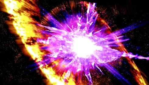 Галактика в огне! Астрономы открыли 1800 взорвавшихся вокруг нас сверхновых.