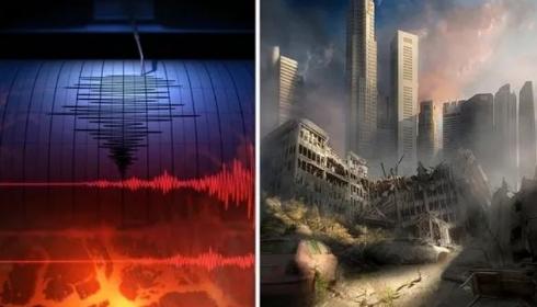В мегаполисе Калифорнии за неделю произошло 400 + землетрясений.