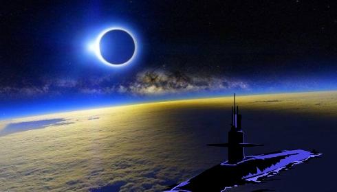 Солнечное затмение 2-го июля: куда поедет пророк Иона?