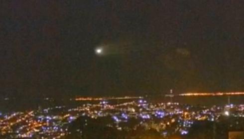 """Новые видео """"метеорита"""" в Бразилии. На орбите идет война? TheBigTheOne.com_1206"""
