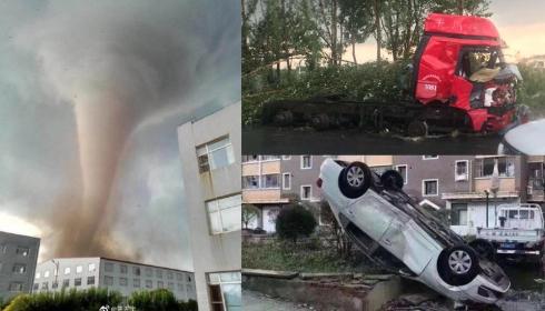 Торнадо в Китае - это только начало: глобальный голод не за горами.
