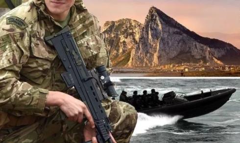 Морская пехота Великобритании штурмовала сирийский танкер с иранской нефтью.