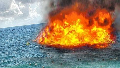 Когда загорится Черное Море?