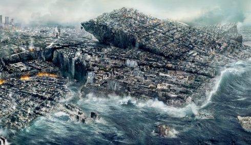 Калифорния переломится пополам и погрузится в океан?