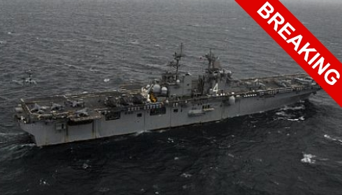 В Персидский залив вошел USS Boxer и сбил иранский БПЛА. ОБНОВЛЕНО.