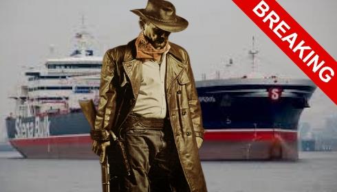 Иран захватил британский танкер - как и советовал ему внутренний голос. ОБНОВЛЕНИЕ №5
