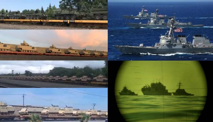 Если Иран потопит американский эсминец - война всё равно не начнется. Но у Ирана еще всё впереди.