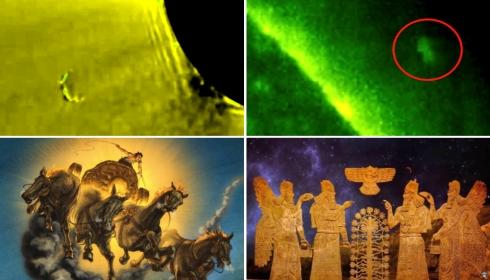 """Движение """"колесниц богов"""" активизировалось. """"Боги"""" готовятся к эвакуации? К войне?"""