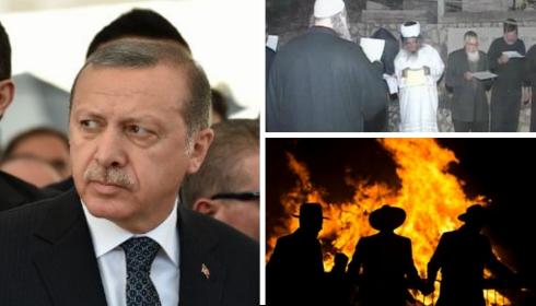 Против Эрдогана был или будет совершен ритуал Пульса де-нура.