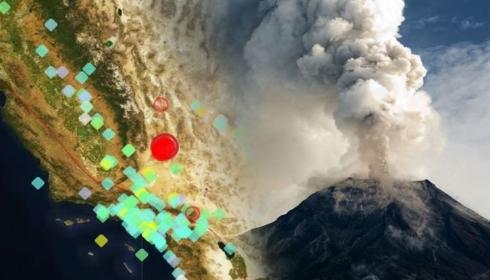 100 000 землетрясений в Калифорнии. Континент ломается пополам?