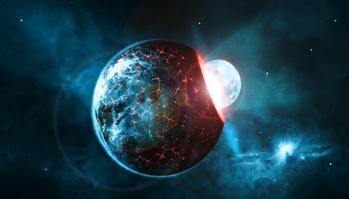 Когда Земля родит для Луны сестру?