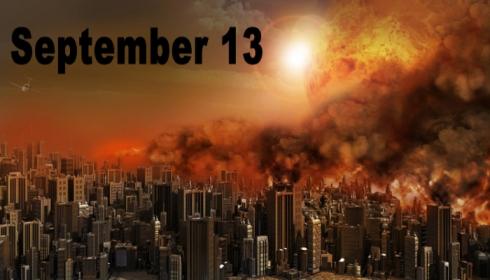 В пятницу, 13 сентября закончится Третья мировая война и начнется Новый Мировой Порядок?