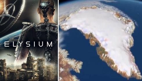 В Гренландии будет построен Элизиум - рай на Земле?