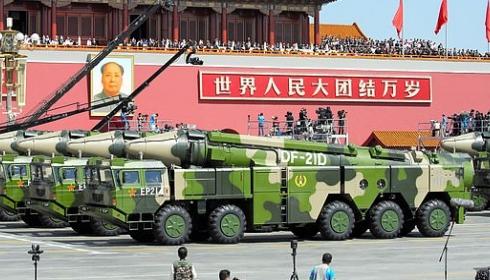 За 2-3 часа Китай может уничтожить все силы США в Азии.