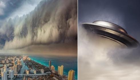 Ураган Дориан: инопланетяне хотят угнать у американцев Флориду?