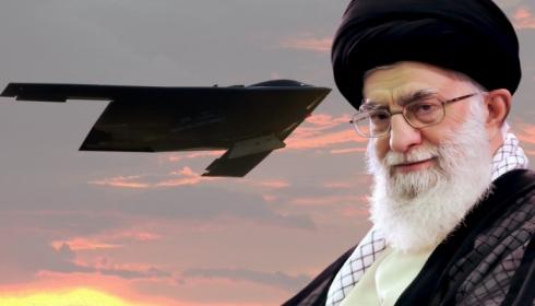 Иранские ядерные объекты всё время терзают американские НЛО.