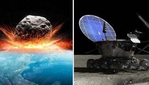 NASA предупреждает: завтра в околоземном пространстве произойдет битва инопланетян.