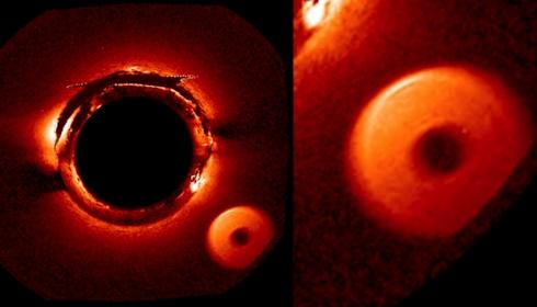 Нибиру попала в камеру телескопа SOHO. Ануннаки готовятся к жатве?
