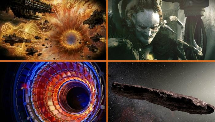 Комета C/2019 Q4 явилась на вызов CERN и вместе с ней на Землю вернется Шива/Баал?