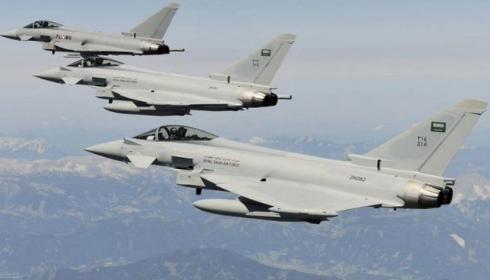 ВВС Саудовской Аравии подключились к бомбардировкам иранских объектов в Сирии?