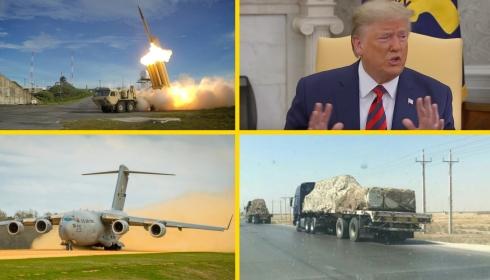 Дональд Трамп говорит, что Иран будет атакован через 3 недели?