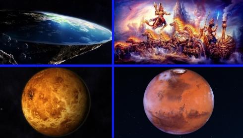 Последняя битва «богов» превратит Землю в Марс или в Венеру?