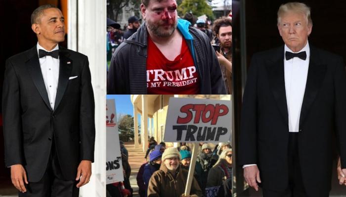 В США готовится гражданская война.