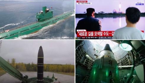 КНДР провела новый ракетный тест. Аналогичным тестированием заняты и США, и Россия.