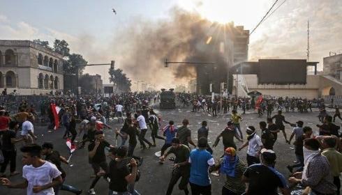 В Басре начинается Третья мировая война?
