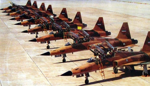 Иран тренирует пилотов сбивать F-35.