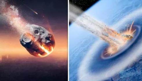 Гигантский астероид Апофиз упадет или на Германию, или на Крым.