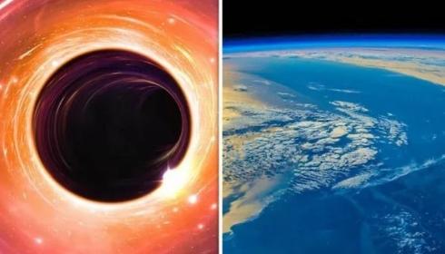 Астрономы предупреждают о близкой древней черной дыре, которая может поглотить Землю.